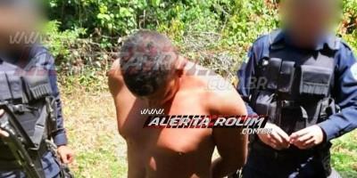 Condenado à prisão por participar de chacina com 5 mortos em Vilhena é preso pela PM...