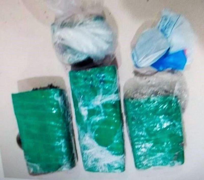 Denunciados por moradores, irmãos são presos em flagrante vendendo drogas em Vilhena