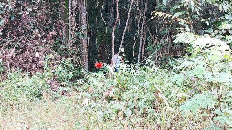 Ossada humana amarrada é encontrada em mata na BR-319 em Porto Velho