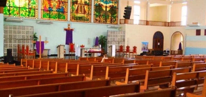 Reunião com Defensoria e MP define que igrejas vão permanecer fechadas em Rolim de Moura