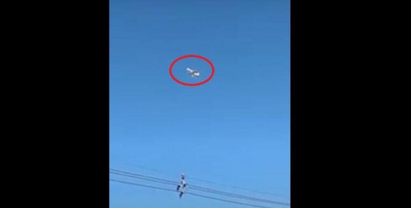 Avião colide com pássaro ao decolar no aeroporto de Guarulhos e turbina pega fogo; veja o vídeo