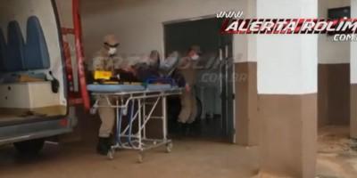 Homem é esfaqueado no centro de Rolim de Moura
