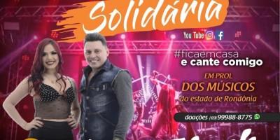 LIVE EM PROL DOS ARTISTAS DE RONDÔNIA: Cone Sul AmBev encabeça lista de doação com 1...