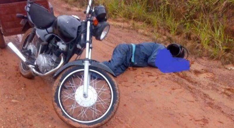 Homem é encontrado morto na zona rural de Ouro Preto