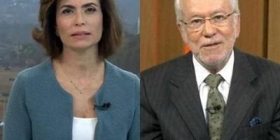 Durante intervalo na Globo, audio de Giuliana Morrone vaza com críticas a Alexandre...