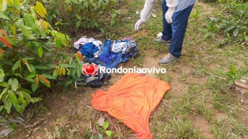 Polícia identifica corpo encontrado em decomposição próximo a presídio em Porto Velho