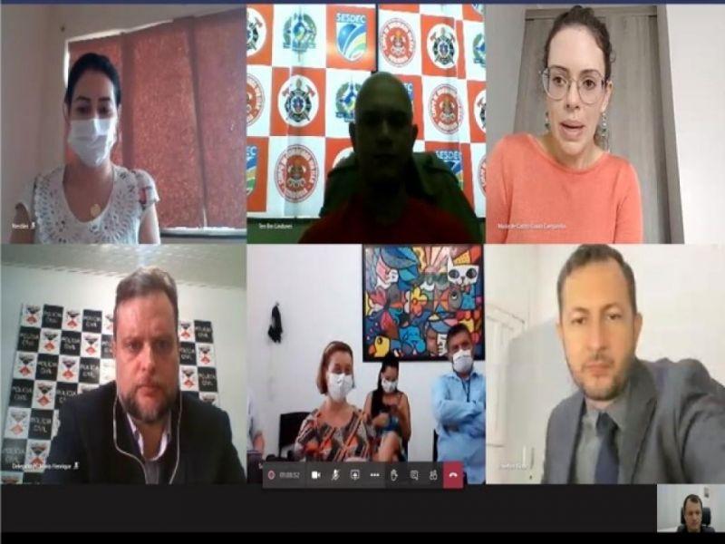 MP/RO anuncia responsabilização criminal para quem violar restrições de isolamento em Rolim de Moura
