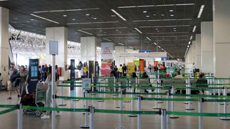 Governo proíbe entrada de estrangeiros no país por 30 dias em ação combate ao coronavírus