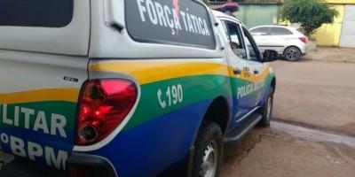 Polícia flagra festas e jogo de futebol em Ariquemes