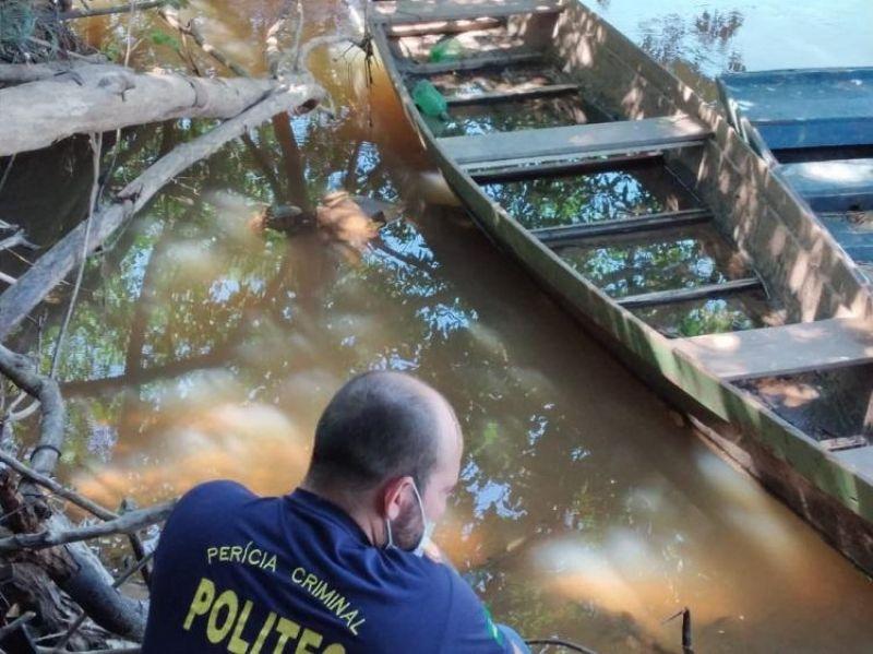 Homem é encontrado morto às margens de rio em Jaru