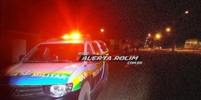 Dois roubos são registrados na noite de quinta-feira em Rolim de Moura