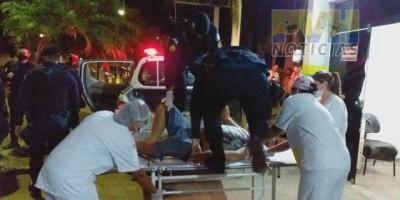 Jovem tenta matar desafeto, na fuga atira contra polícia e acaba morto pela PM em Porto...