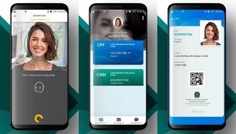 Governo lança app