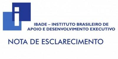 Ibade emite nota de esclarecimento em relação à suspensão do concurso de Rolim de...