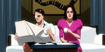 Lady Gaga mata Bolsonaro com chá de cloroquina em animação que viralizou na internet