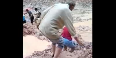 Seis dias na estrada: Vídeo mostra condição desumana em trecho da BR-319 entre Manaus...