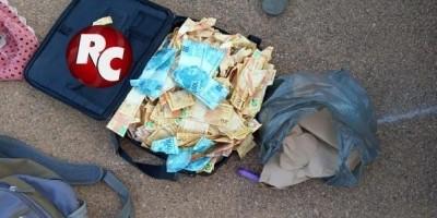 Homem é preso com drogas e notas falsas em São Miguel do Guaporé