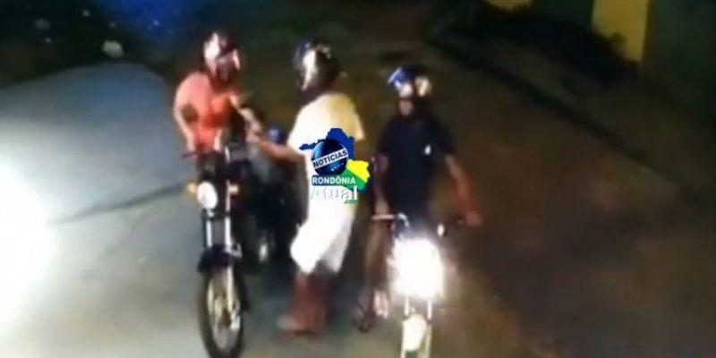 Após roubo, PM age rápido, recupera motocicleta e prende suspeito em Ji-Paraná