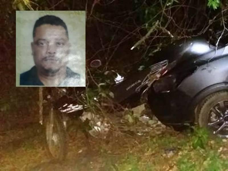 Motociclista morre após ser atropelado por carro na BR-364