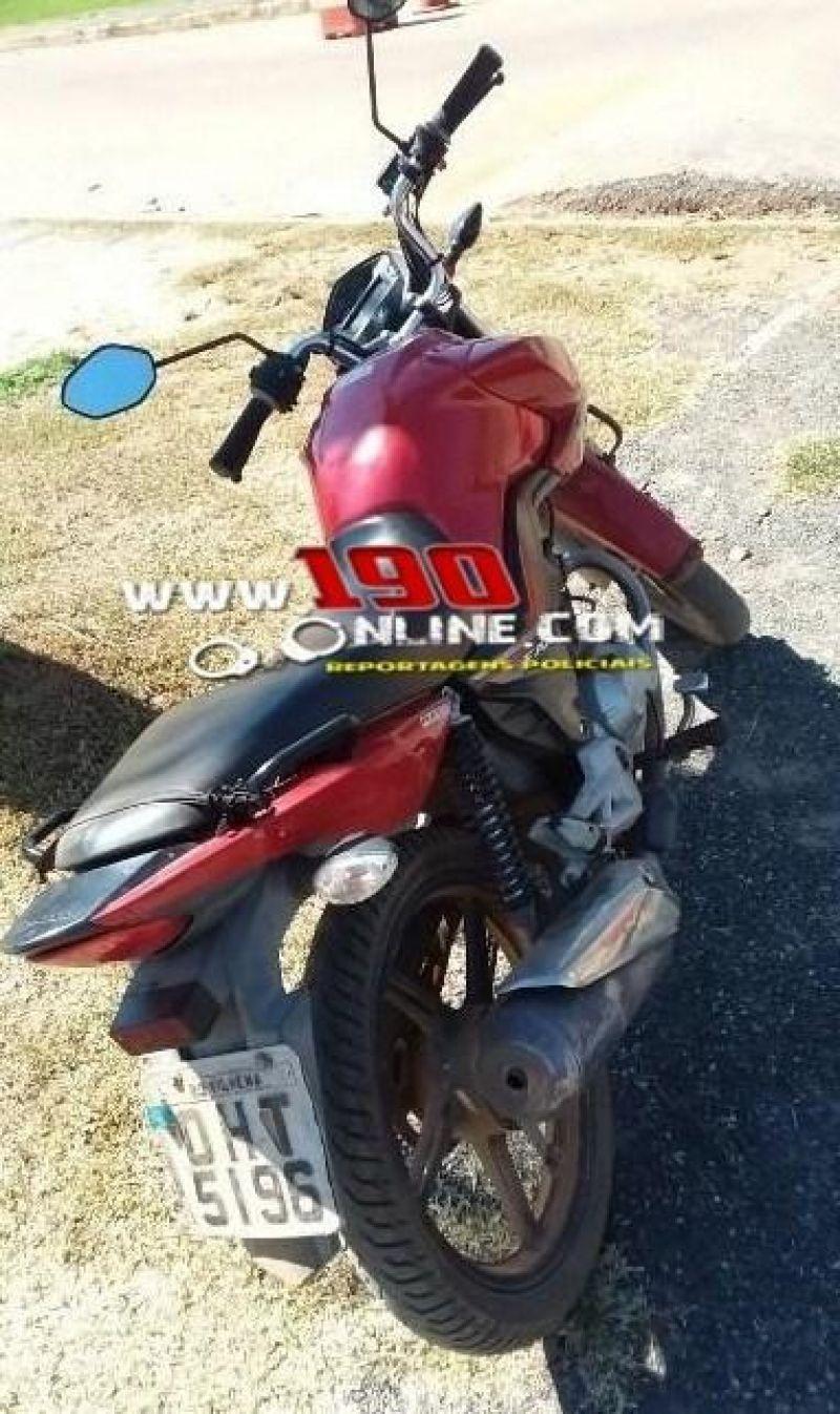 Alta Floresta: Mulher compra moto e aciona a PM ao descobrir que veículo era furtado