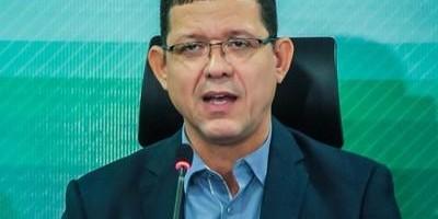 Governador Marcos Rocha diz que contaminação por Covid-19 não ocorre no comércio