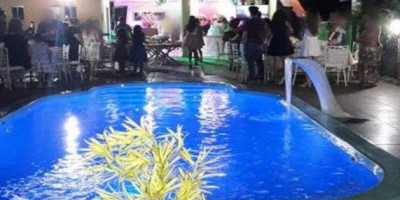 Coronafest na casa de empresário acaba em pancadaria em Porto Velho