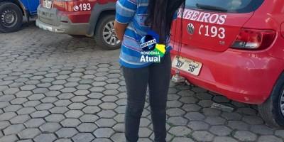 Garota de 20 anos é presa com muita maconha na rodoviária de Ji-Paraná