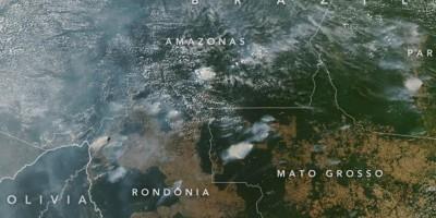 Aberta temporada de queimadas: Nasa alerta para riscos maiores de incêndios na Amazônia