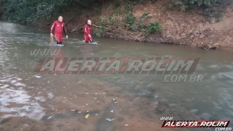 Homem morre afogado ao tentar desenroscar anzol em rio da linha 192, em Castanheiras