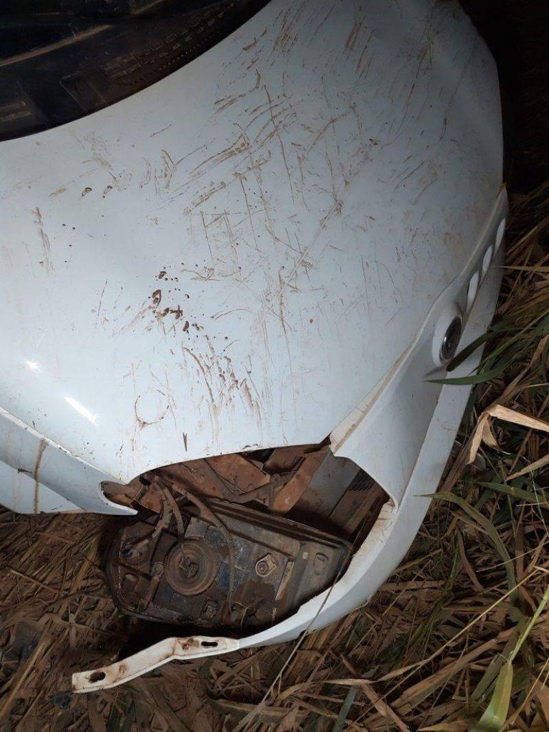 Homem de 36 anos morre após capotar carro de amigo na zona rural de Costa Marques