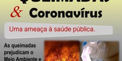 Secretaria de Meio Ambiente disponibiliza Disk-denúncia para combater queimadas em Rolim...