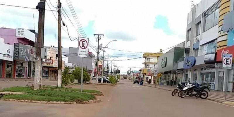 Governo de RO reclassifica Rolim de Moura e outros 18 municípios para fase 02 do distanciamento social