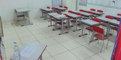 Governo de RO diz que ainda não há data definida para retorno das aulas presenciais no...