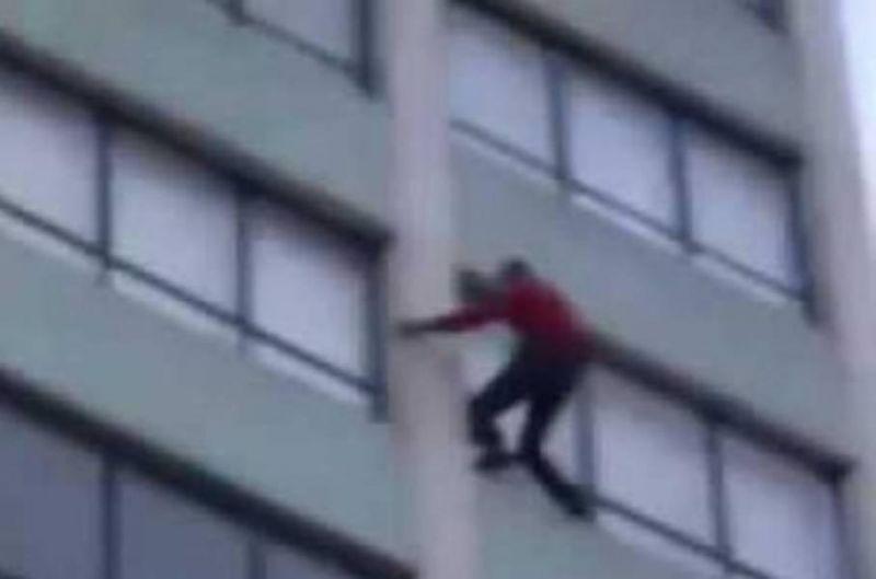 Ladrão escala prédio para furtar celular em Vilhena; vítima só percebeu