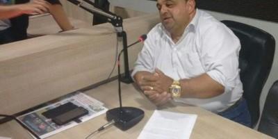 Vale do Anari: Jornalista Odair Calado confirma pré-candidatura a vereador