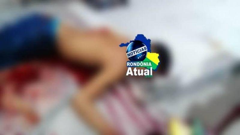 Jovem de 25 anos leva dez facadas em Ji-Paraná