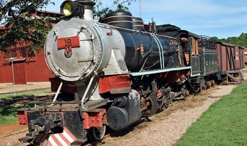 Estrada de Ferro Madeira Mamoré completou 108 anos de história