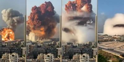 Explosão em Beiute, no Líbano, deixa mais de 100 mortes e milhares de feridos; Nitrato...