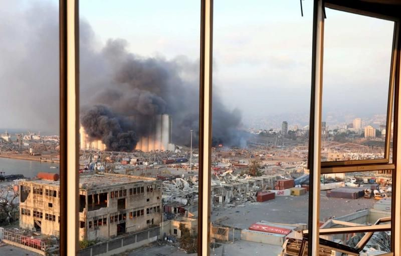 Explosão em Beiute, no Líbano, deixa mais de 100 mortes e milhares de feridos; Nitrato de amônio pode ser a causa; Veja fotos e vídeos