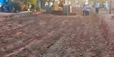 Ruas no bairro Cidade Alta irão receber asfalto em Rolim de Moura