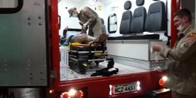 Vilhena: Mulher e criança de 2 anos são atropeladas e condutor foge sem prestar...