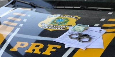 PRF prende motorista por uso de documento falso em São Miguel do Guaporé