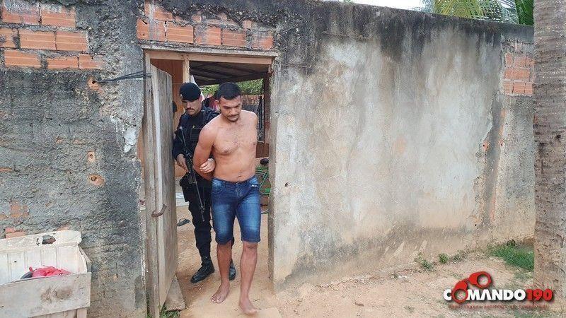 Boca de fumo é fechada pela PM em Ji-Paraná; 05 suspeitos são conduzidos à UNISP