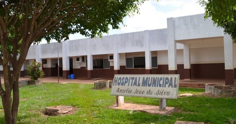 Quatro médicos do hospital municipal de Rolim de Moura são afastados por contraírem covid-19; Dois estão internados