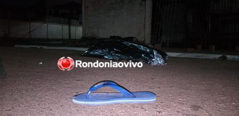 Homem é assassinado com seis tiros na frente de motel em Porto Velho