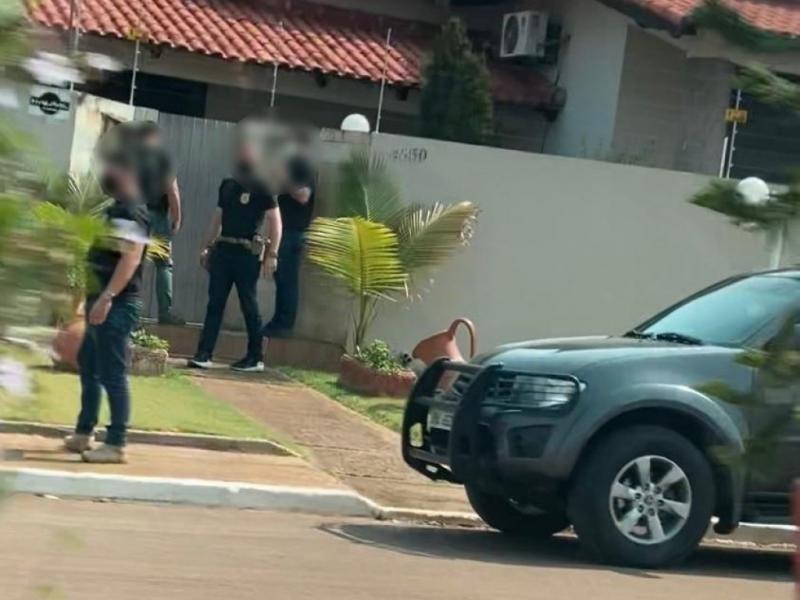 Polícia Federal apreende aproximadamente R$ 5 milhões entre espécie e bens em Rolim de Moura; veja o vídeo