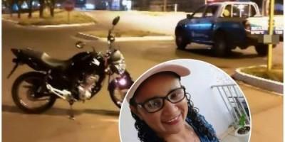 Carreta que transitava na contramão atropela e mata mulher em Vilhena