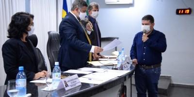Dois dos quatro municípios alvos de operação da PF empossam seus prefeitos nessa...