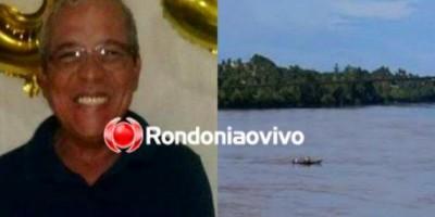 Ribeirinho é devorado no rio Machado após salvar sobrinhos que se afogavam