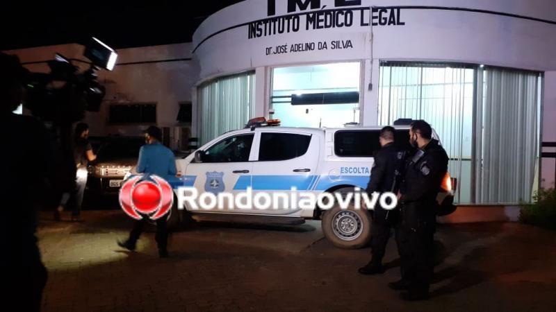 Veja o vídeo: Prefeitos de Rolim de Moura, Cacoal, Ji-Paraná e São Francisco são transferidos para Porto Velho